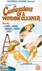 Confessions of a Window Cleaner - British VHS cover (xs thumbnail)