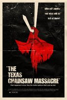 The Texas Chain Saw Massacre - poster (xs thumbnail)