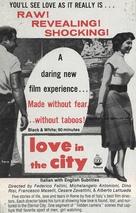 Amore in città, L' - poster (xs thumbnail)