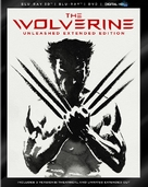 The Wolverine - Blu-Ray cover (xs thumbnail)