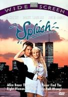 Splash - DVD cover (xs thumbnail)