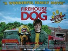 Firehouse Dog - British Movie Poster (xs thumbnail)