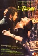 La traviata - Spanish Movie Poster (xs thumbnail)