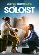 The Soloist - German Movie Cover (xs thumbnail)