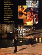 Everyone Says I Love You - Spanish poster (xs thumbnail)