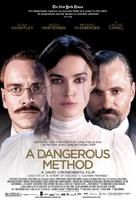 A Dangerous Method - Movie Poster (xs thumbnail)