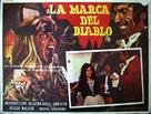 Hexen bis aufs Blut gequält - Mexican Movie Poster (xs thumbnail)