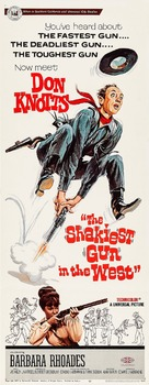 The Shakiest Gun in the West - Movie Poster (xs thumbnail)