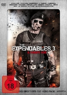 The Expendables 3 - German DVD movie cover (xs thumbnail)