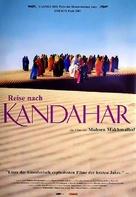 Safar e Ghandehar - German Movie Poster (xs thumbnail)