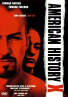 American History X - DVD movie cover (xs thumbnail)
