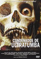 Tales from the Crypt - Spanish DVD cover (xs thumbnail)