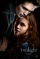 Twilight - Dutch Movie Poster (xs thumbnail)