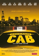 Chicago Cab - Spanish DVD cover (xs thumbnail)