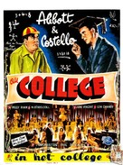 Here Come the Co-eds - Belgian Movie Poster (xs thumbnail)