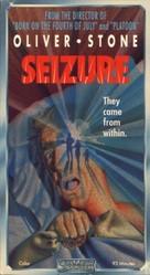 Seizure - VHS cover (xs thumbnail)