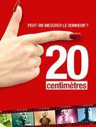 20 centímetros - French poster (xs thumbnail)