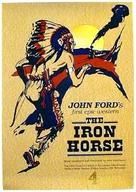 The Iron Horse - Movie Poster (xs thumbnail)
