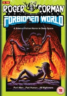 Forbidden World - British Movie Cover (xs thumbnail)