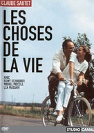 Choses de la vie, Les - French Movie Cover (xs thumbnail)