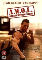 Lionheart - British DVD movie cover (xs thumbnail)