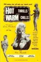 Hot Thrills and Warm Chills - Movie Poster (xs thumbnail)