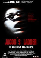 Jacob's Ladder - German VHS movie cover (xs thumbnail)