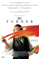 Mr. Turner - Canadian Movie Poster (xs thumbnail)