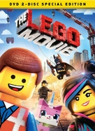 The Lego Movie - DVD movie cover (xs thumbnail)