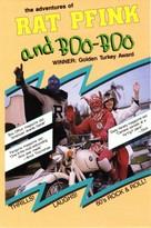 Rat Pfink a Boo Boo - Movie Poster (xs thumbnail)