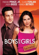 Boys and Girls - DVD movie cover (xs thumbnail)