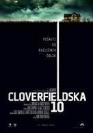 10 Cloverfield Lane - Slovenian Movie Poster (xs thumbnail)
