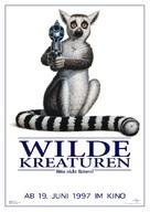 Fierce Creatures - German Movie Poster (xs thumbnail)