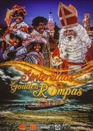 Sinterklaas en het gouden kompas - Dutch Movie Poster (xs thumbnail)