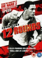 12 Rounds - British DVD cover (xs thumbnail)