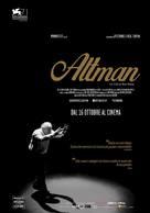 Altman - Italian Movie Poster (xs thumbnail)