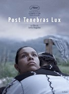 Post Tenebras Lux - French Movie Poster (xs thumbnail)