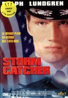 Storm Catcher - French DVD movie cover (xs thumbnail)