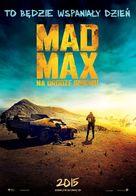 Mad Max: Fury Road - Polish Movie Poster (xs thumbnail)