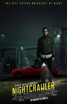 Nightcrawler - Theatrical movie poster (xs thumbnail)
