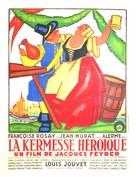 La kermesse héroïque - French Movie Poster (xs thumbnail)