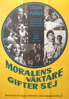 Le gendarme se marie - Swedish Movie Poster (xs thumbnail)