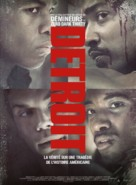 Detroit - French Movie Poster (xs thumbnail)