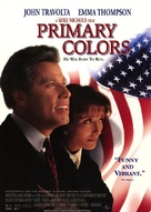 Primary Colors - Movie Poster (xs thumbnail)
