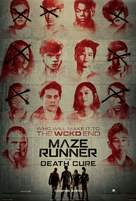 Maze Runner: The Death Cure - Movie Poster (xs thumbnail)