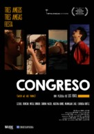 Congreso - Argentinian Movie Poster (xs thumbnail)