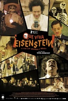 Eisenstein in Guanajuato - Brazilian Movie Poster (xs thumbnail)