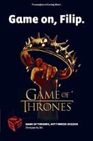 """Game of Thrones"" - Belgian Movie Poster (xs thumbnail)"