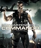 Commando - Canadian Blu-Ray movie cover (xs thumbnail)