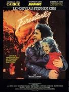 Firestarter - French Movie Poster (xs thumbnail)
